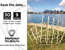 Proudly supporting the Harbour Sculpture this year HHAG will be sponsoring a prize.